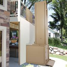 wheelchair lift for home. Exellent Home Residential Indoor And Outdoor Vertical Platform Wheelchair Lift With For Home