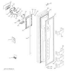 Ge Profile Refrigerator Problems Ge Monogram Fridge Ice Water Dispenser Problem