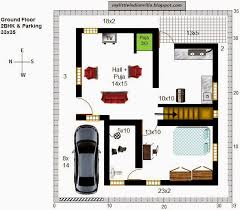 30 x45 house plans 128 2 bhk house plans 30 40 15 feet by 40
