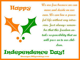 Independence Day Quotes Simple Independence Day Messages 48greetings