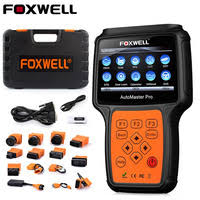 <b>FOXWELL NT614 Elite OBD2</b> Automotive Scanner Engine Check...