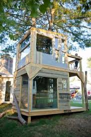 treehouses for kids. Kids Outdoor Club House Treehouses For