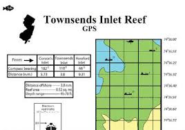 Townsend Inlet Tide Chart Hot Spots Townsends Inlet Nj The Fisherman Magazine