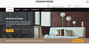 Small Picture 20 Best WordPress Themes for Interior Designers 2017
