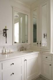 white bathroom cabinets with bronze hardware. side medicine cabinet white bathroom cabinets with bronze hardware i