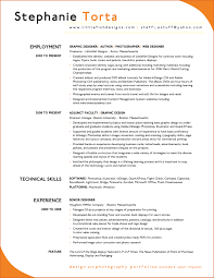 Good Examples Of Resumes Resume Name