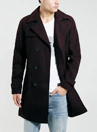 burdy belted wool blend trench coat men s jackets coats clothing