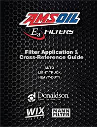 Wix Cross Reference Filter Chart G3000 Filter Applications Cross Reference
