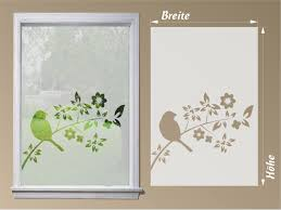 Wohnideen Wanddekore Fensterdekoration Sichtschutzfolie