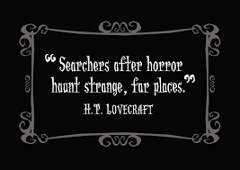 Famous Gothic Quotes