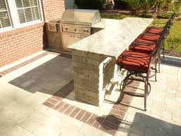 detroit outdoor patio bar with ironworkers traditional and built in bbq stone o31 bar