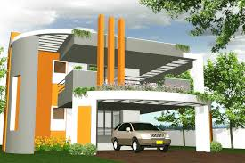 modern south indian house design chendal general home designs ideas