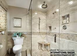 Small Picture Tile For Bathroom Walls Ocean Glass Tile Large 4x12 Installed In