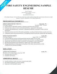 Environmental Health Safety Engineer Sample Resume Extraordinary Environmental Resume Examples Kenicandlecomfortzone