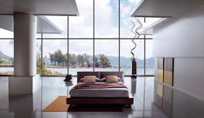 Modern Glass Windows Home Design Ideas - Bedroom windows
