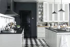 black and white kitchen g stantly black white kitchen tiles ideas
