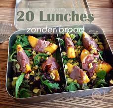10 x lunchen zonder brood - uit pauline's keuken