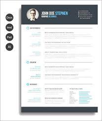 Award Winning Modern Resume Templates Free Download Modern Resume Format Free Download Ndtech Xyz