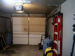install electric garage door opener