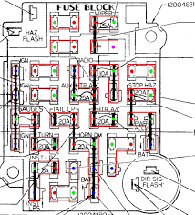 2000 tracker fuse box wiring library