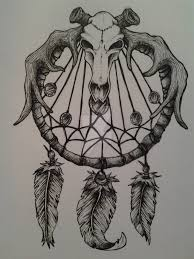 Native Dream Catcher Tattoos Dream Catcher Tattoo idea by RickoryLiquourice on DeviantArt 45