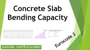 Ground Bearing Slab Design To Eurocodes Bending Capacity Of A Singly Reinforced Concrete Slab To Eurocode 2 Worked Example