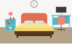 bedroom furniture clipart. Interesting Clipart Bedroom Furniture Furniture Vector Clipart Table Lamp PNG And  Vector Intended Bedroom Clipart I