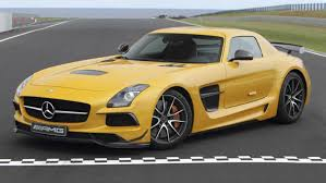 Uncompromisingly sporty, with an expressive design and the most consistent technology transfer from motorsport to series production. Only Two Mercedes Benz Sls Amg Black Series Left Car News Carsguide