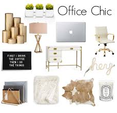 chic office space. Chic Office Space For A Girl Boss I