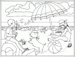 Small Picture Awesome Printable Summer Coloring Pages 45 2056