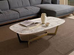 marble coffee table for living room charme rectangular coffee table by cts salotti