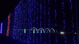 Where To See Christmas Lights In Charlotte Nc 4 Drive Thru Holiday Light Displays In North Carolina The