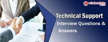 Technical Support Questions Top 250 Technical Support Interview Questions Best Technical