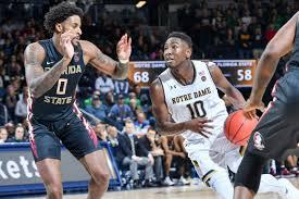 Notre Dame Basketball Depth Chart Way Too Early Predictions 2018 2019 Notre Dame Basketball