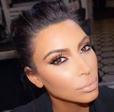 how to copy kim kardashian s going out make up according her mua