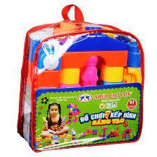 Đồ chơi xếp hình trẻ em Nhựa Chợ Lớn 06 - M988-LR6