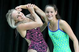 Australia cierra sus trials con récords nacionales de temple, mckeown y titmus Kaylee Can T Wait To Take On The World With Sister Taylor Seniors News