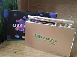 ĐẦU THU TV BOX Q9S ram 2GB dành cho tivi đời cũ giá tốt bào hành 12 tháng,  lỗi đổi mới [ĐƯỢC KIỂM HÀNG] 43879633 - 43879633   Android TV Box, Smart Box