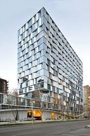 office facades. Office Facades. Glass Building Facade Small Contemporary Facades Gallery Of Deloitte Cfa Cristian Fernandez A