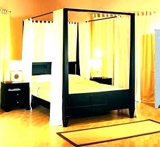 curtains for canopy bed – hvstore.co