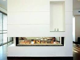 fascinating two sided fireplace insert cost of double sided fireplace double sided fireplace indoor outdoor home