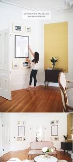 Wall Collage Living Room Lzm Home Photo Wall Collages Le Zoe Musings