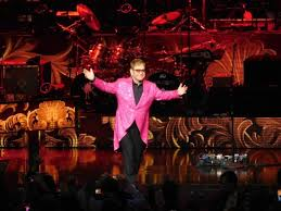 Million Dollar Piano Seating Chart Seating In The Colosseum Picture Of Elton John The
