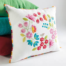Pillow Patterns Mesmerizing Pattern Cozy Posy Pillow