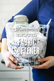 How Much Fabric Softener To Use Homemade Liquid Fabric Softener Live Simply