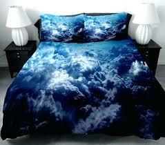 stars baby bedding stars bedding set galaxy bedding cloudy blue sky moon and stars baby bedding sets