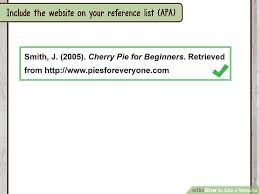 How To Quote A Website How To Properly Cite A Website