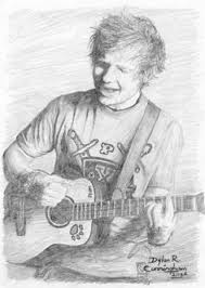 Ed Sheeran Sketch Google Zoeken Sketch Sketches Sketches Of