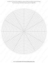 Autodesk sketchbook students also learn. Circle Grid For Drawing Flowers Mandalas And More Digital Etsy Flower Drawing Realistic Drawings Sketch Book