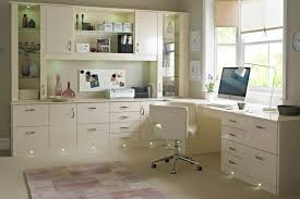 modern home office featuring glossy white. Modern Home Office Features. Furniture Layout Ideas For Worthy White Desk Features Featuring Glossy L